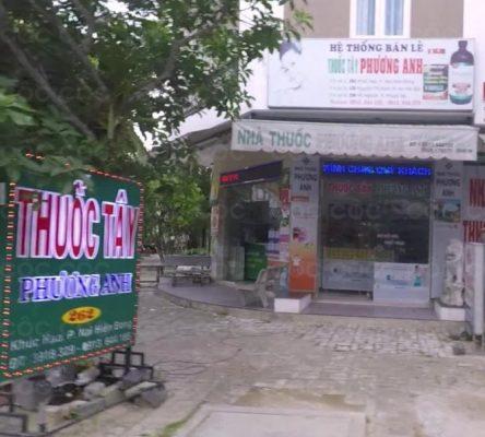 Địa chỉ nhà thuốc Phương Anh Đà Nẵng